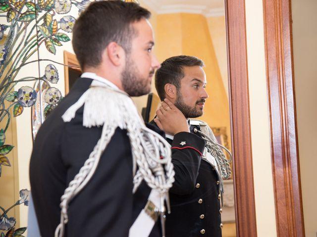 Il matrimonio di Raffaele e Maurizia a Castel Sant'Elia, Viterbo 7