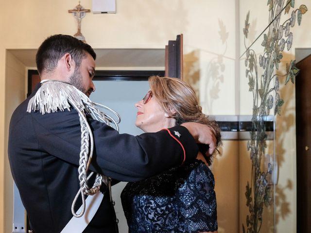 Il matrimonio di Raffaele e Maurizia a Castel Sant'Elia, Viterbo 8