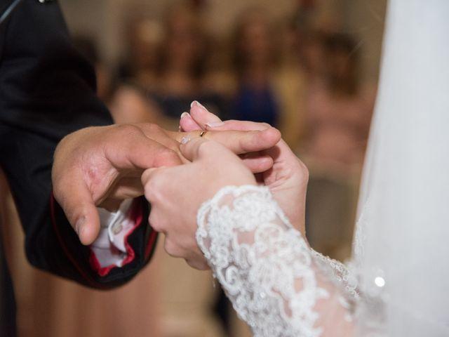 Il matrimonio di Raffaele e Maurizia a Castel Sant'Elia, Viterbo 32