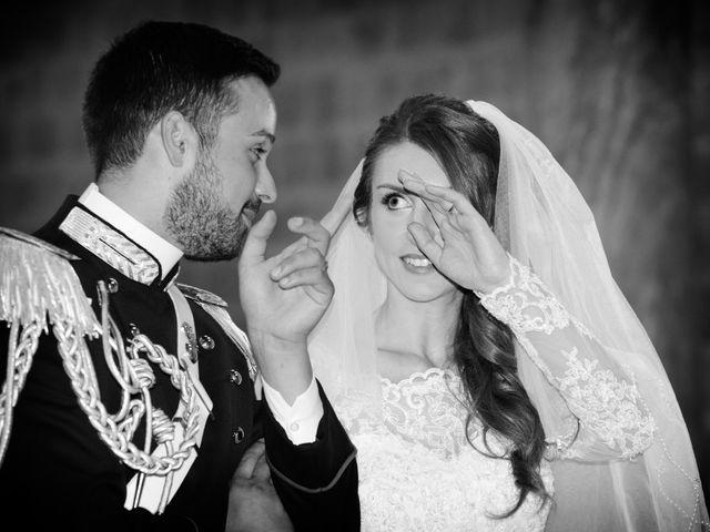 Il matrimonio di Raffaele e Maurizia a Castel Sant'Elia, Viterbo 38