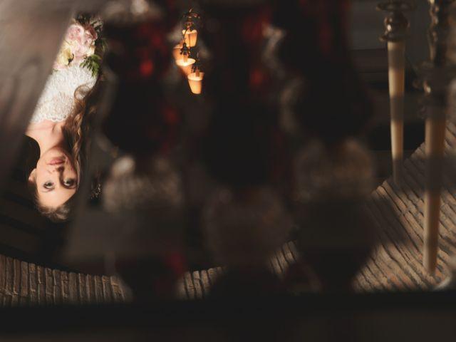 Il matrimonio di Raffaele e Maurizia a Castel Sant'Elia, Viterbo 51