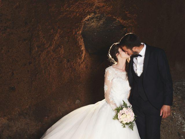 Le nozze di Maurizia e Raffaele