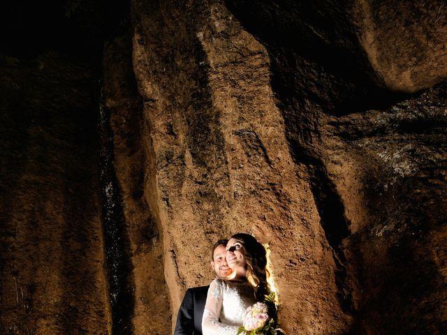 Il matrimonio di Raffaele e Maurizia a Castel Sant'Elia, Viterbo 57