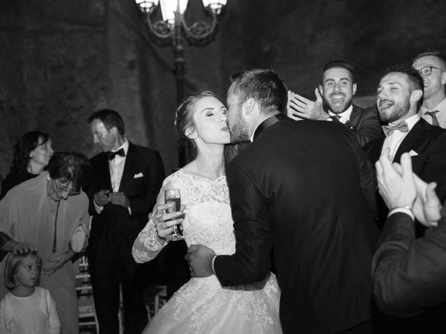Il matrimonio di Raffaele e Maurizia a Castel Sant'Elia, Viterbo 58
