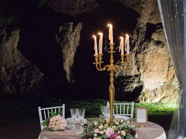 Il matrimonio di Raffaele e Maurizia a Castel Sant'Elia, Viterbo 60