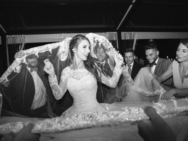 Il matrimonio di Raffaele e Maurizia a Castel Sant'Elia, Viterbo 62