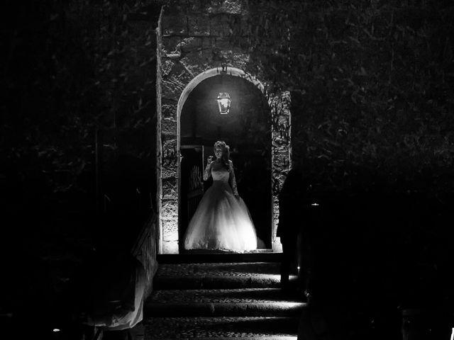 Il matrimonio di Raffaele e Maurizia a Castel Sant'Elia, Viterbo 68