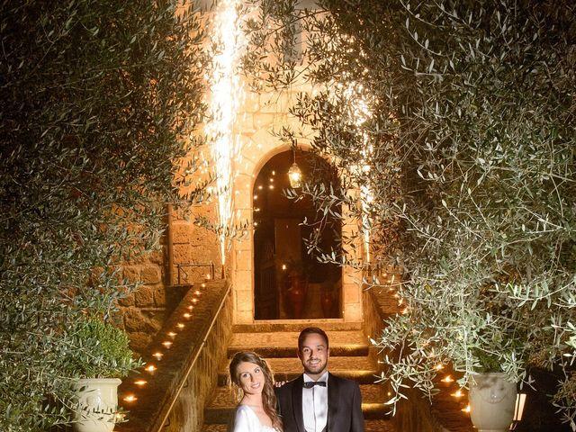 Il matrimonio di Raffaele e Maurizia a Castel Sant'Elia, Viterbo 69