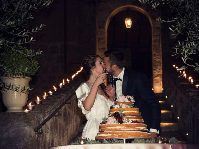 Il matrimonio di Raffaele e Maurizia a Castel Sant'Elia, Viterbo 70