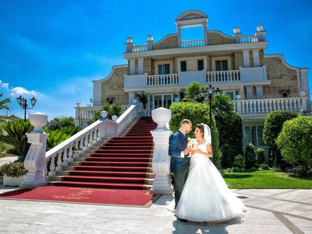 Le nozze di Giovanni e Antonella