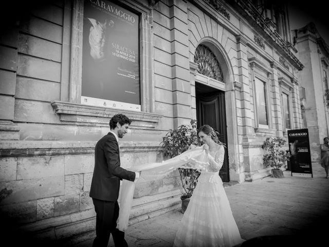 Il matrimonio di Elvira e Dario a Siracusa, Siracusa 21