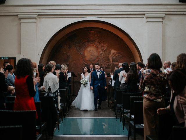 Il matrimonio di Iulian e Anna a Bologna, Bologna 17