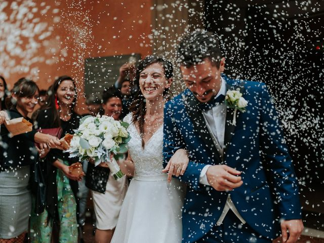 Il matrimonio di Iulian e Anna a Bologna, Bologna 19