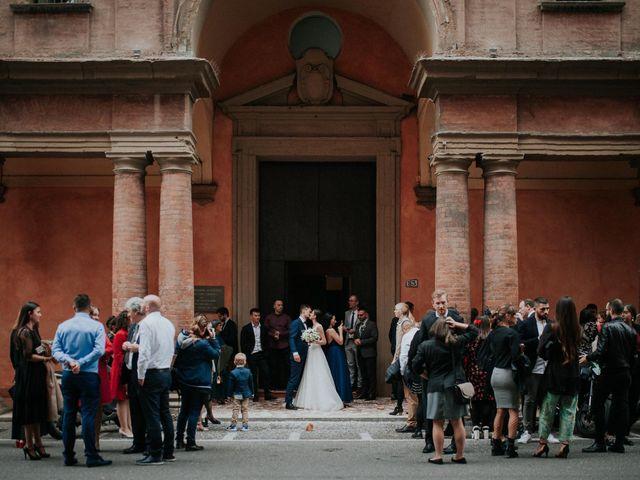 Il matrimonio di Iulian e Anna a Bologna, Bologna 20