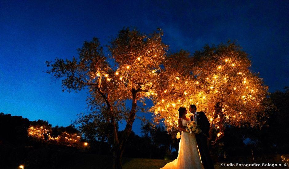 Il matrimonio di Monica e Fabio a Prato, Prato