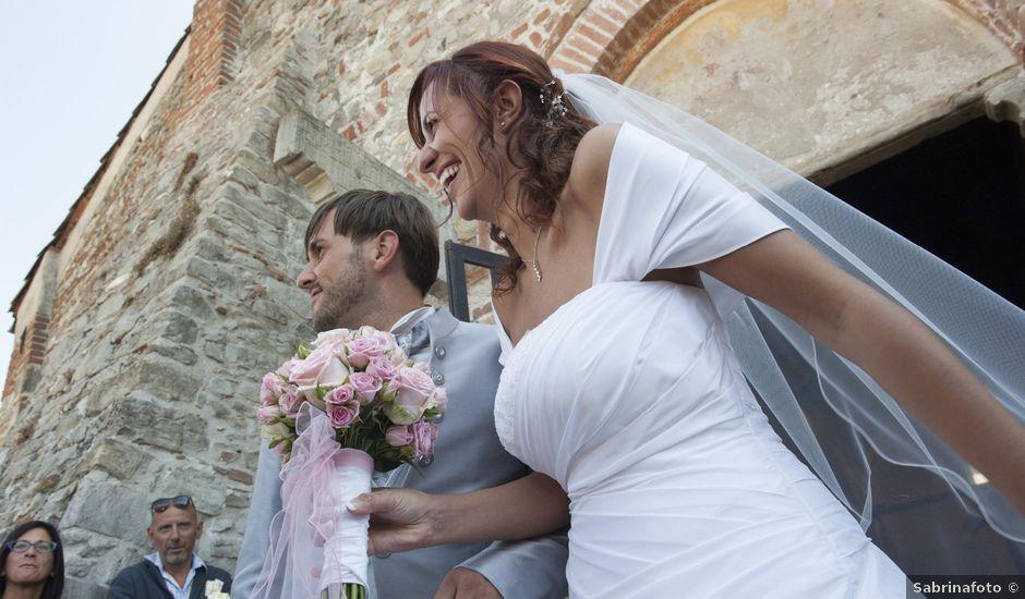Il matrimonio di Stefano e Sabrina a Millesimo, Savona