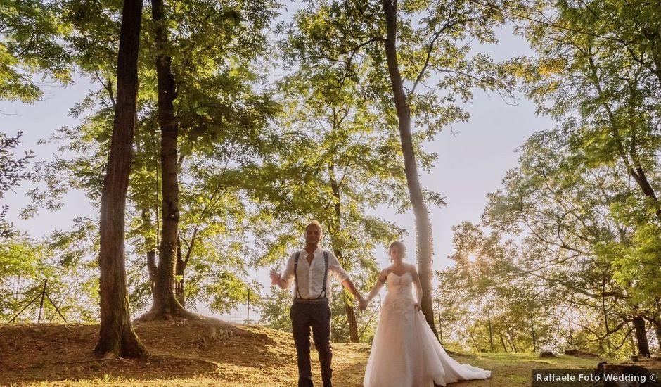 Il matrimonio di Francesco e Vanessa a Marchirolo, Varese