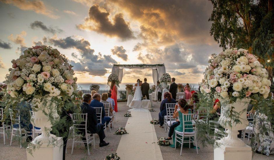 Il matrimonio di Simona  e Antonio a Catanzaro, Catanzaro