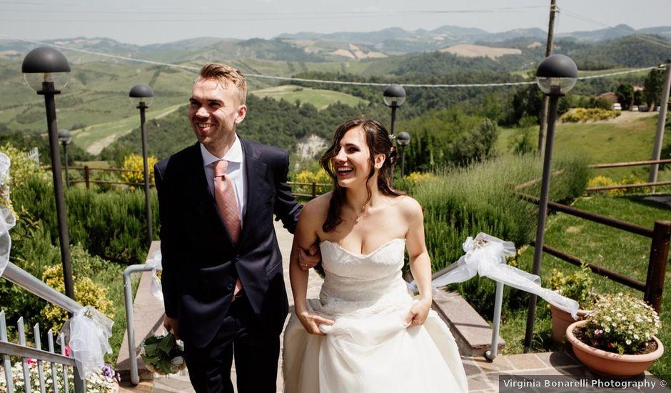 Il matrimonio di Yannick e Giulia a Bologna, Bologna