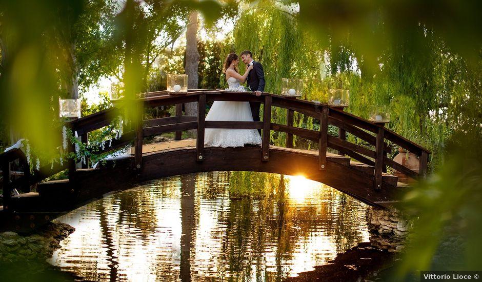 Il matrimonio di Sara e Antonio a San Severo, Foggia