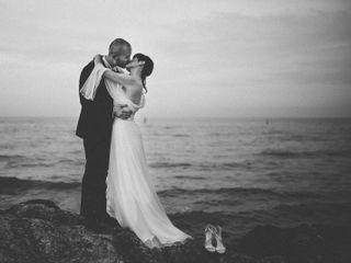Le nozze di Sandra e Alessandro