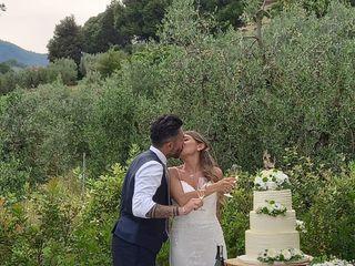 Le nozze di Martina e Alex 1