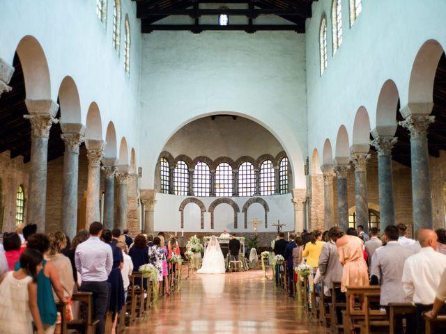 Il matrimonio di Matteo e Federica a Ravenna, Ravenna 19
