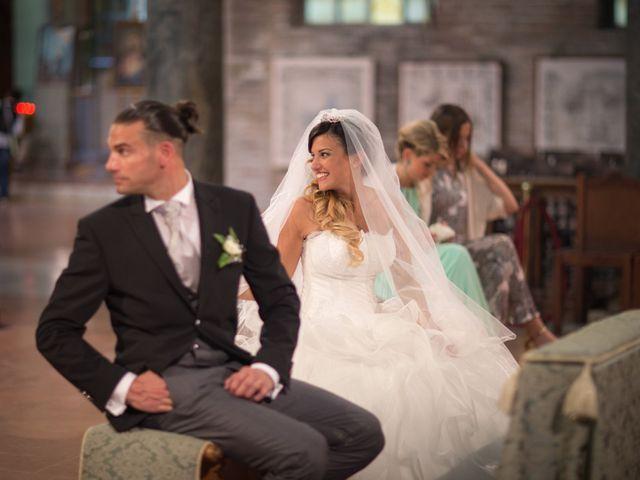 Il matrimonio di Matteo e Federica a Ravenna, Ravenna 22