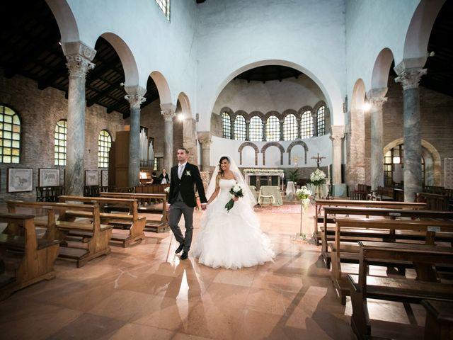 Il matrimonio di Matteo e Federica a Ravenna, Ravenna 24