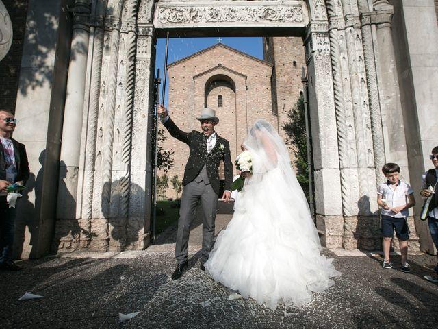Il matrimonio di Matteo e Federica a Ravenna, Ravenna 25