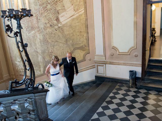 Il matrimonio di Andrea e Laura a Asti, Asti 25