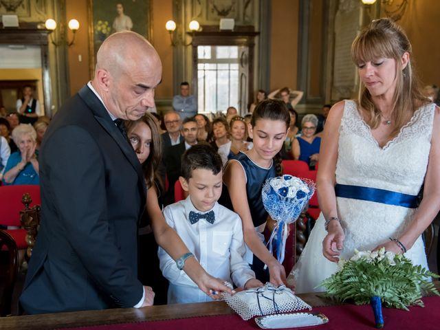 Il matrimonio di Andrea e Laura a Asti, Asti 26