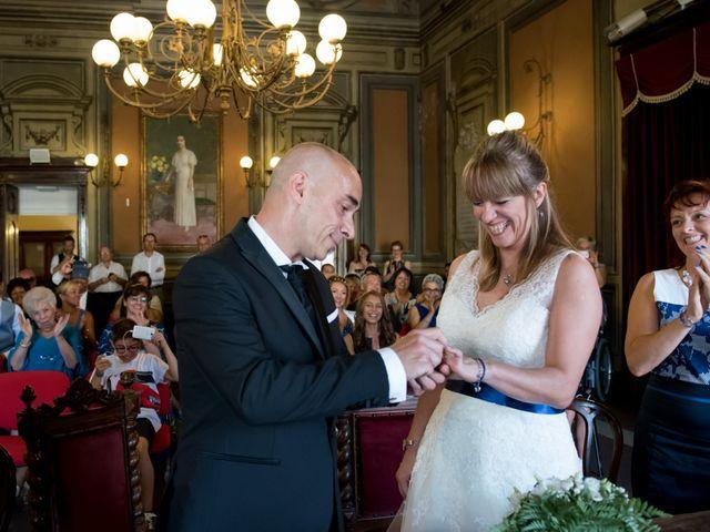 Il matrimonio di Andrea e Laura a Asti, Asti 28