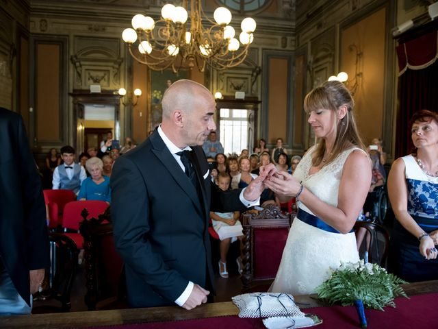 Il matrimonio di Andrea e Laura a Asti, Asti 29