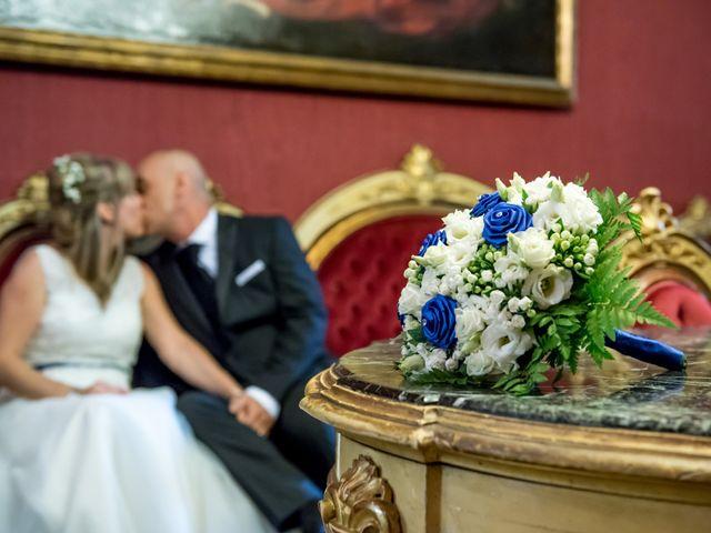 Il matrimonio di Andrea e Laura a Asti, Asti 31