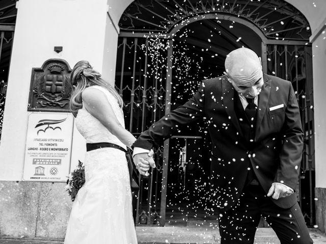 Il matrimonio di Andrea e Laura a Asti, Asti 33