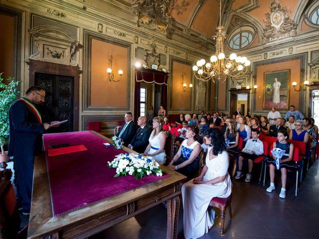 Il matrimonio di Andrea e Laura a Asti, Asti 35