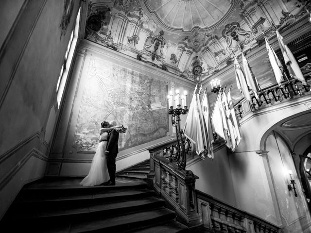 Il matrimonio di Andrea e Laura a Asti, Asti 37