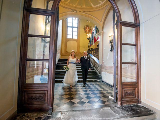 Il matrimonio di Andrea e Laura a Asti, Asti 38