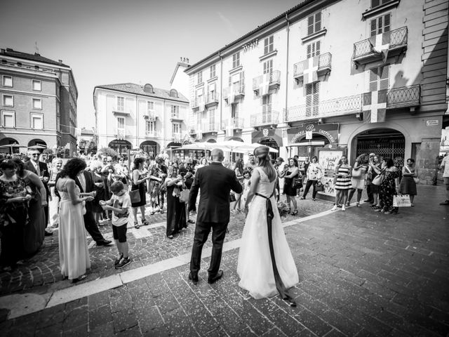 Il matrimonio di Andrea e Laura a Asti, Asti 39