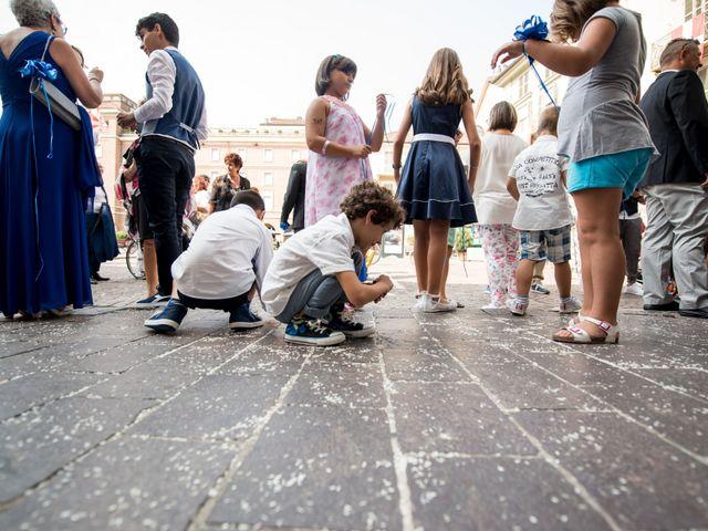 Il matrimonio di Andrea e Laura a Asti, Asti 40