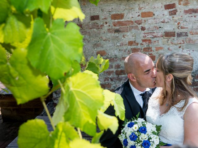 Il matrimonio di Andrea e Laura a Asti, Asti 44