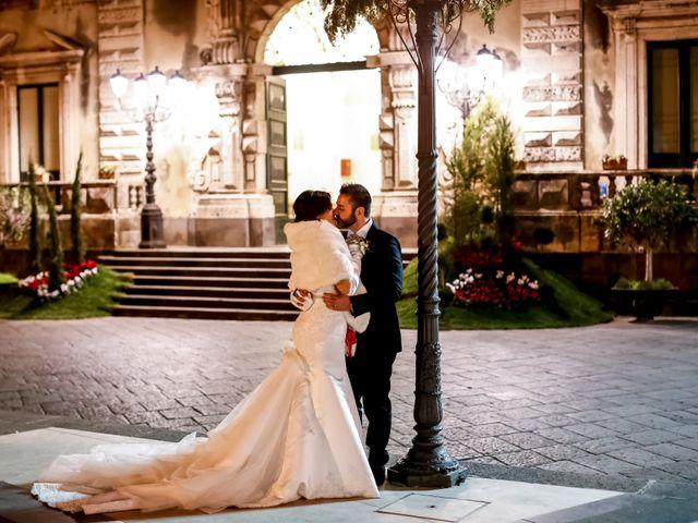 Il matrimonio di Fabio e Flavia a Catania, Catania 33