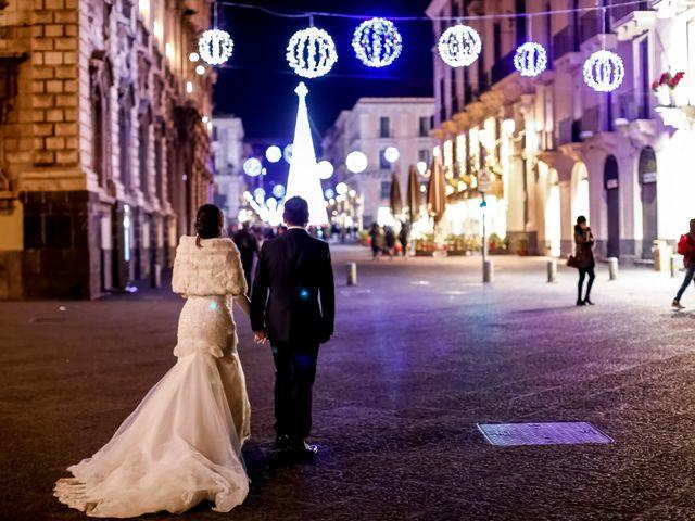 Il matrimonio di Fabio e Flavia a Catania, Catania 35