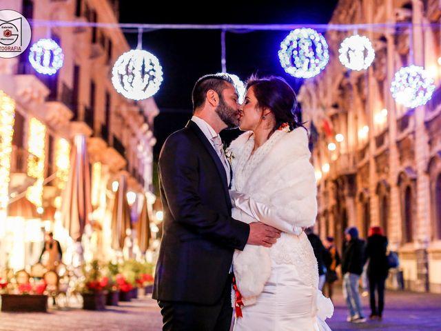 Il matrimonio di Fabio e Flavia a Catania, Catania 37