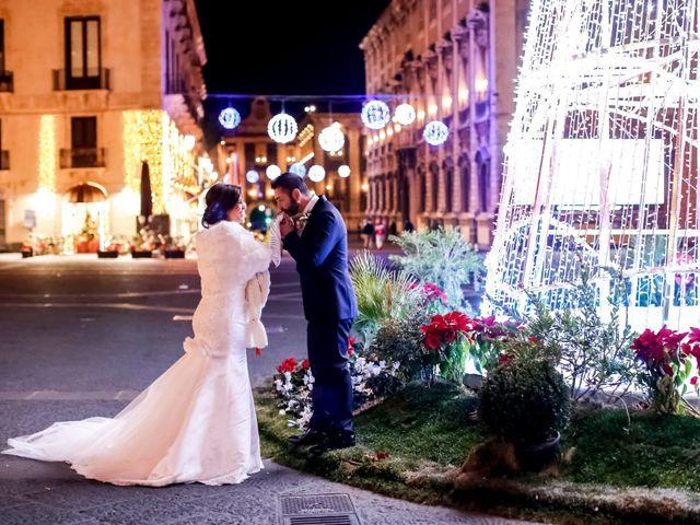 Il matrimonio di Fabio e Flavia a Catania, Catania 38