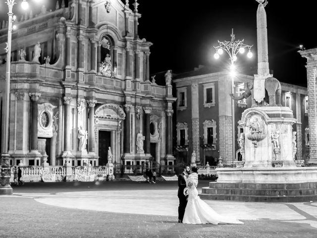 Il matrimonio di Fabio e Flavia a Catania, Catania 41