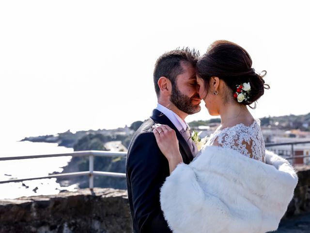 Il matrimonio di Fabio e Flavia a Catania, Catania 50