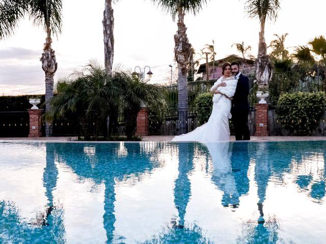 Il matrimonio di Fabio e Flavia a Catania, Catania 55