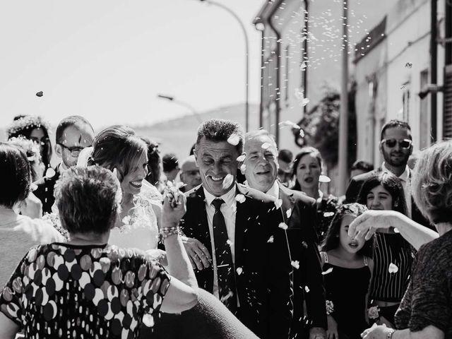 Il matrimonio di Marco e Rita a Usini, Sassari 9